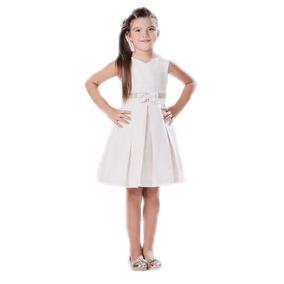 Vestido Infantil De Festa Clássico Para Mocinhas