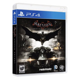 Batman : Arkham Knight - Ps4 Fisico Sellado
