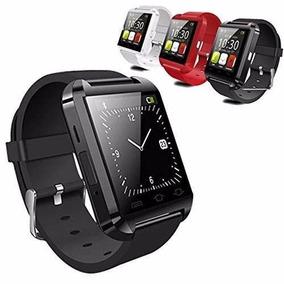 Reloj Inteligente Smartwatch U8 Android E Ios Apple Samsung