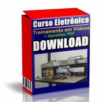 Curso 5 Dvds De Eletrônica E Componentes Smd Passo A Passo