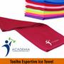 Toalha Sport Pilates Zumba Danca Ice Towel Gelada Refrescar