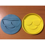 Cortantes Cookies- Galletitas - Emoticones