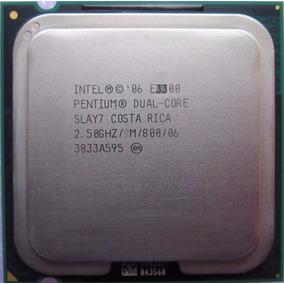 Procesador Pentium Dual Core E3300 2.50 Ghz 1m/800