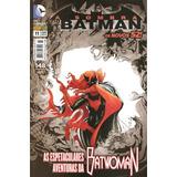 A Sombra De Batman Os Novos 52 Nº 11