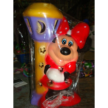 Hermosas Lamparas De Mickey Y Mimi Mouse