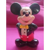 Alcancia Mickey Mouse Disney - Plastico Duro