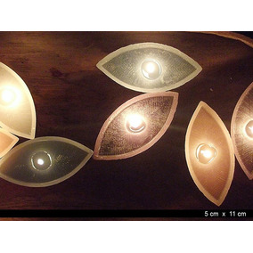 Velas Decorativas -kit Com 10 Canoas Flutuantes Exclusivas