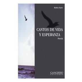 Libro Cantos Vida Y Esperanza Cangrejo E.