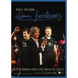 Música Argentina Sin Fronteras-dvd-show En Vivo-envio Gratis