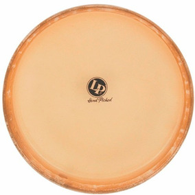 Parche Latin Percussion Para Conga 11 Cuero Nat Lp265a