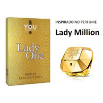 Perfume Lady Million - Versão Lady One 100ml Da You Take On
