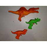 03 Dinossauros Arma De Agua Batalha Jurassic Park Pistola