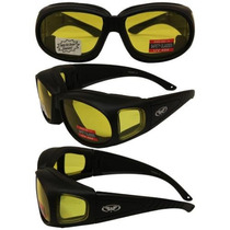 Lentes De Sol Para Motociclismo Global Vision Outfitter