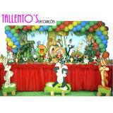 Decoração Festa Infantil Looney Tunes (locação)