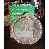 Antiguo Bastidor Palacio De Windsor 25cm Para Bordado (2003)