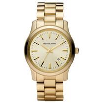 Relógio Michael Kors Mk5160 Dourado Lançamento 2014 Original