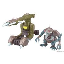Thundercats Lizard Cannon - Veiculo + Boneco Lizard - Sunny