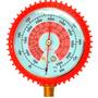 Manometro De Alta Presion Para R410a 800psi Con Proteccion