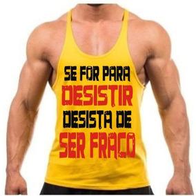 Regata Super Cavada P  Musculação Academia Malhação Fitness 3f61ecdbfee
