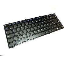 Teclado Para Notebook Itautec W7530 - Mp-12r78pa-430 Preto