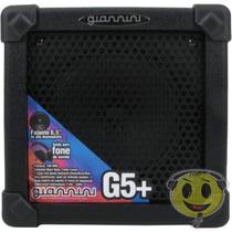 Cubo Amplificador Guitarra Giannini G5+ 15w - Loja Kadu Som
