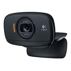 Webcam Logitech C525 Hd 720p Usb 8mp Fotos
