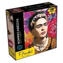 Rompecabezas 1000pz Frida Kahlo, Diego Rivera, Arte,