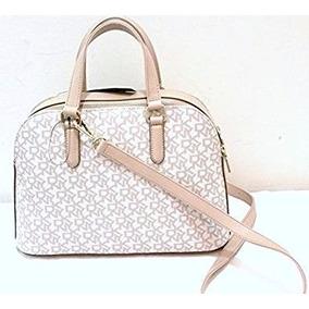 Bolsa Dama New Dkny Donna Karen Purse Dome Satchel Hand Bag