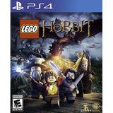Lego The Hobbit Ps4 Fisico Nuevo Sellado
