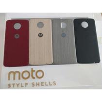 Moto Mod Shells En Todos Los Colores Como Las Imágenes
