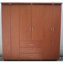 Hermoso Closet Ropero Moderno, Minimalista 3 Piezas