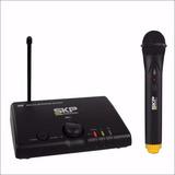 Skp Mini 1 Microfono Inalambrico Uhf De Mano Vocal Oferta !
