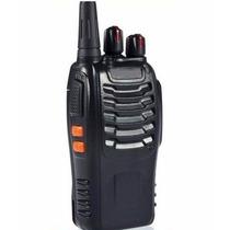 Radio Comunicador Profissional Walkie Talkie Ht 16 Ch - 1un