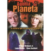 Dvd Agonia Do Planeta (edição_gospel)