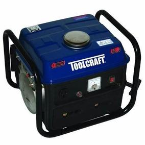 Planta De Luz Generador Gasolina 900w 2hp Toolcraft Tc3134