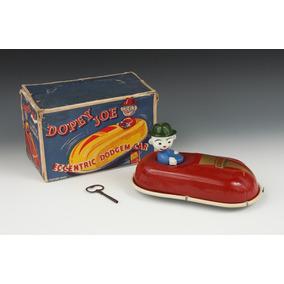 Brinquedo A Corda Carrinho Antigo Dopey Joe 1940