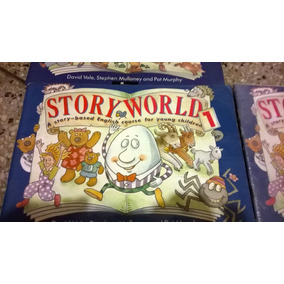 Libro Inglés Story World - For Young Children - Tomo 1