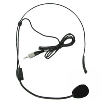 Microfone Headset Auricular Ht9 Com Plugue P2 Rosca Karsect