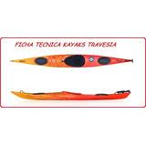 Kayaks Para Mar Travesia