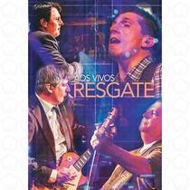 Dvd Banda Resgate - Aos Vivos (gospel)