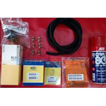 Kit Para Manutenção Do Carburador Weber Duplo 495 Tldz