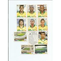 Figurinha Copa Mundo 98 - Variedade - Compra Minima 15 Reais