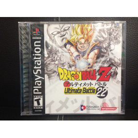 Dragon Ball Z Ultimate Battle 22 (nuevo Y Sellado) - Ps1