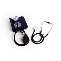Tensiometro Aneroide Estetoscopio San Up Incluye Estuche