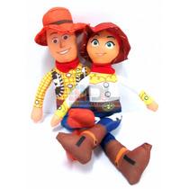 Peluche Woody O Jessie Toy Story Disney Grandes 45 Cm Local