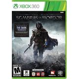 ¡¡¡ Shadow Of Mordor Para Xbox 360 En Whole Games !!!