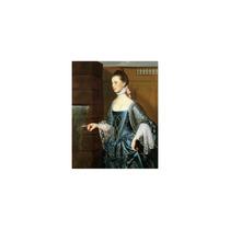 Pintura Arte Mrs. Daniel Sargent Art, 15 X20