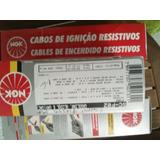 Juego De Cables De Bujias Ford Ka, Fiesta, Ecosport 1.6 Ngk