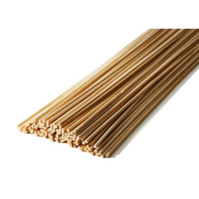 Vareta Bambu 45 Cm 1.8 Mm P/ Gaiolas C/ 900