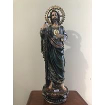 Imagen De Resina San Judas Tadeo 40 Cm Envio Gratis